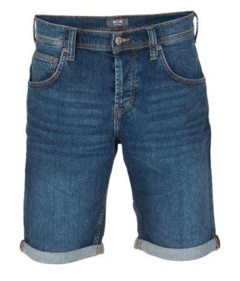 Mustang Herren Jeans Short Chicago