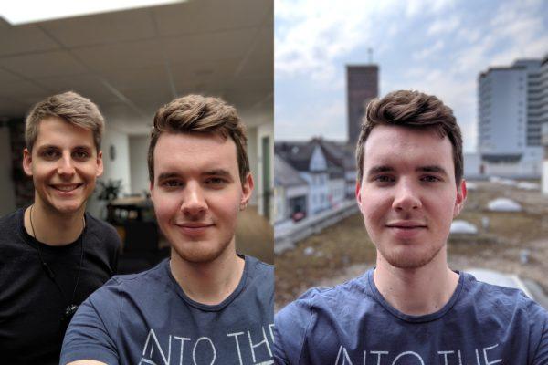 Google Pixel 3a Portrait Selfies