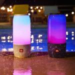JBL Pulse 3 Bluetooth-Lautsprecher LED-Beleuchtung schwarz spritzgeschützt für 129,96€ inkl.Versand (statt 158,90€)