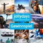 DealDoktor Gewinnspiel: 350€ Erlebnisgutschein von Jollydays gewinnen