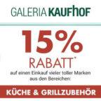 Kaufhof-Küche-Rabatt