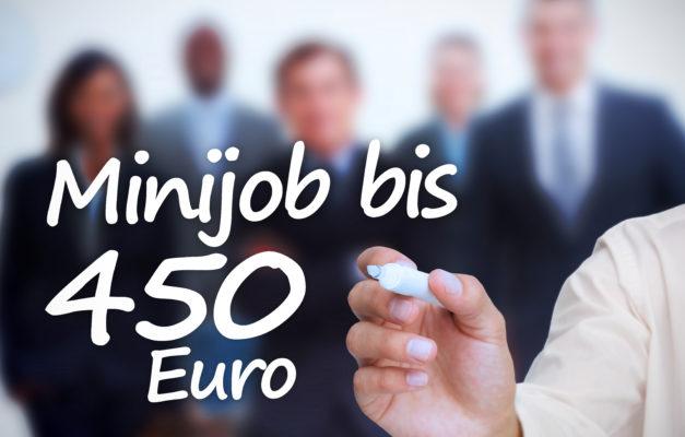 Minijob-450-Euro-Studenten