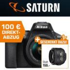 Nikon-Kamera-+-Objektiv