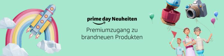 Prime Day Neuheiten 2019