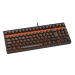 Mechanische Tastatur Rapoo V500S für 29€ (statt 136€)