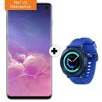 SAMSUNG Galaxy S10 & Samsung Gear Sport Smartwatch Titelbild