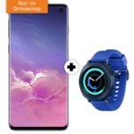 *Tarif eff. kostenlos + 43€ gespart* Samsung Galaxy S10 + Gear Sport + Allnet-Flat + 1,75GB LTE für 29,95€/Monat (Telekom-Netz)