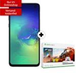 *Knaller* Samsung Galaxy S10e für 79€ mit Allnet-Flat + 6GB LTE für mtl. 26,99€ + GRATIS: Xbox One S Forza-Bundle (Vodafone-Netz)