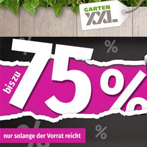 Garten-XXL-75%-Rabatt