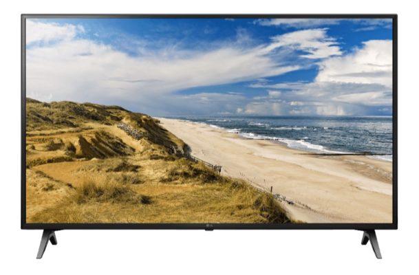 LG 43UM71007LB UHD TV, 108 cm (43 Zoll), UHD 4K, SMART TV, Smart TV, TM100 (50Hz), DVB-T2 HD, DVB-C, DVB-S, DVB-S2
