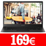 MEDION AKOYA® E4241, Notebook mit 14.0 Zoll Display, Atom® Prozessor, 4 GB RAM, 64 GB Flash, Intel® HD-Grafik, Dark silver Titelbild