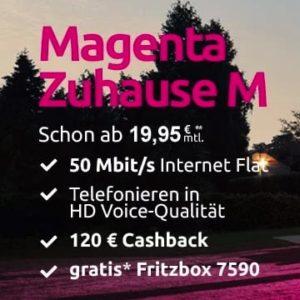 Magenta Zuhause M MagentaTV LogiTel Titelbild