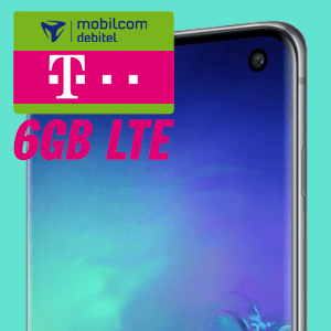 Samsung Galaxy S10 md green telekom lte