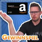 Youtube Gewinnspiel Amazon Gutschein Titelbild