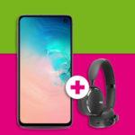 *LTE-Knaller im Telekom-Netz* Galaxy S10e für 1€ + Alles-Flat + 6GB LTE für 21,99€/Monat + GRATIS: AKG Kopfhörer (Tarif eff. kostenlos!) // oder Pixel 3 + GRATIS: Sony BT-Speaker