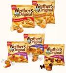 Werther's Original gratis testen (bis zu 4 Produkte)