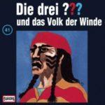 GRATIS Die drei ??? (41) – und das Volk der Winde hören (Hörspiel/Fall der Woche )