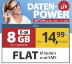 PremiumSim Allnet flat 8gb LTE