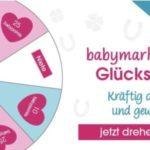 GRATIS babypoints (=Guthaben) sammeln beim babymarkt.de Glücksrad(Nur heute!)