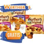 🍬 2x Werther's GRATIS testen:  Werther's Original kaufen & Geld zurück bekommen