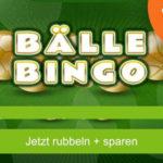 """Rubbellos der Woche: """"Bälle Bingo""""-Rubbellos mit bis zu 200.000€ Sofortgewinn - 20% Rabatt - für Neu- und Bestandskunden"""