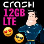 Crash 12GB LTE Titelbild