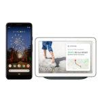 Google Pixel 3a + Nest Hub