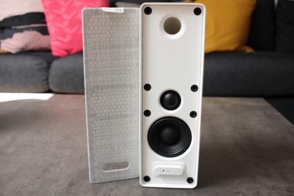 IKEA SONOS SYMFONISK Regal-WiFi-Speaker Lautpsprecher ohne Bespannstoff