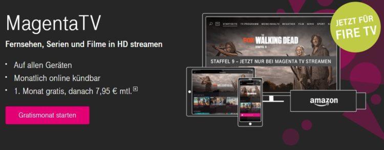MagentaTV gratis