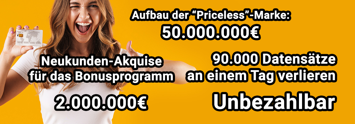 Mastercard priceless meme