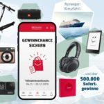 """Gratis Produkte beim großen Rossmann Bon Chance """"Gewinnspiel"""""""