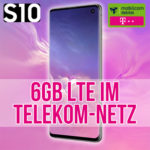 SAMSUNG Galaxy S10 green LTE 6GB Aktion Titelbild