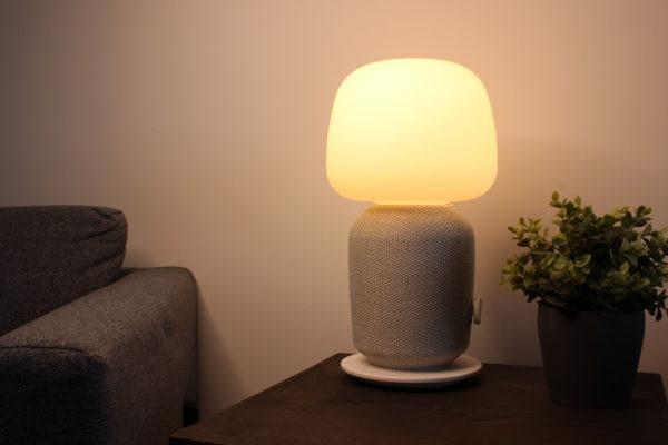 SONOS IKEA SYMFONISK Tischleuchte Design