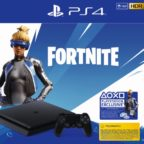 SONY PS4 500GB Jet Black Fortnite Neo Versa Bundle Titelbild