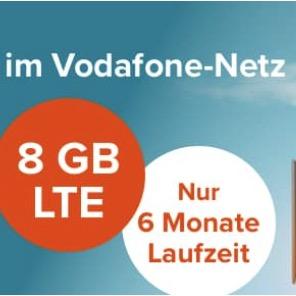 Tarifhaus 8 GB Highspeed Allnet Flat Titelbild