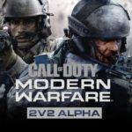 Gratis: Call of Duty Modern Warfare 2v2 Alpha (PS4)