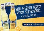 *Lokal *GRATIS 2 Flaschen Bionade im Real Wiesbaden/Mainzer Straße
