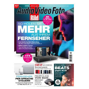 Audio-Video-Bild