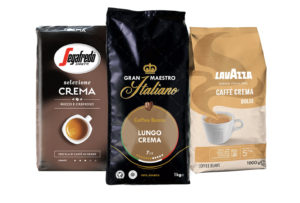 Kaffeebohnen Italien