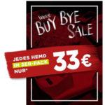 Eterna: 3 Hemden für 99€