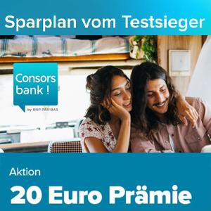 Consorsbank Aktion