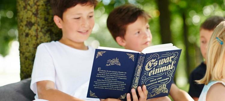 Es-war-einmal-Märchenbuch