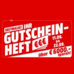 MediaMarkt Gutscheinheft: Rabatte, Coupons und Geschenke, z.B. 2 x GOOGLE Home Mini für 39€ (statt 74€)