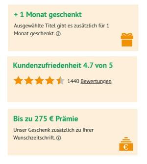 Vorteile bei kiosk.news