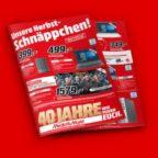 MediaMarkt Herbst Flyer
