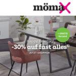Mömax: 30% Rabatt auf (fast) alles + gratis Versand