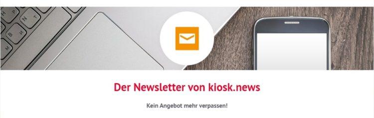Newsletter von KioskNews