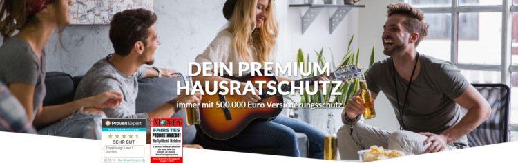 Premium Hausratschutz by helden.de