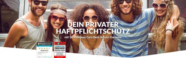 Premium Privathaftpflicht by helden.de