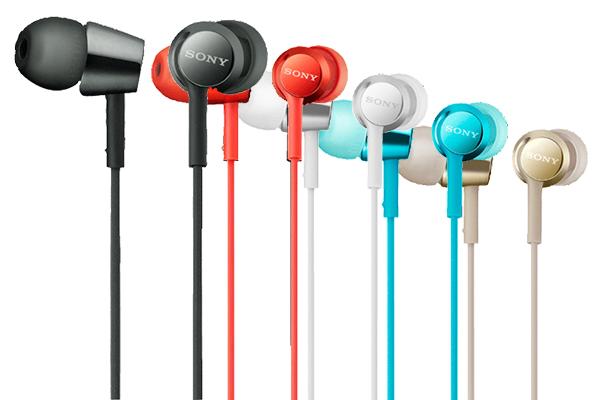 In-Ear Kopfhörer Sony MDR-EX155AP für 14,99€ (statt 28€) - Sparblog.com